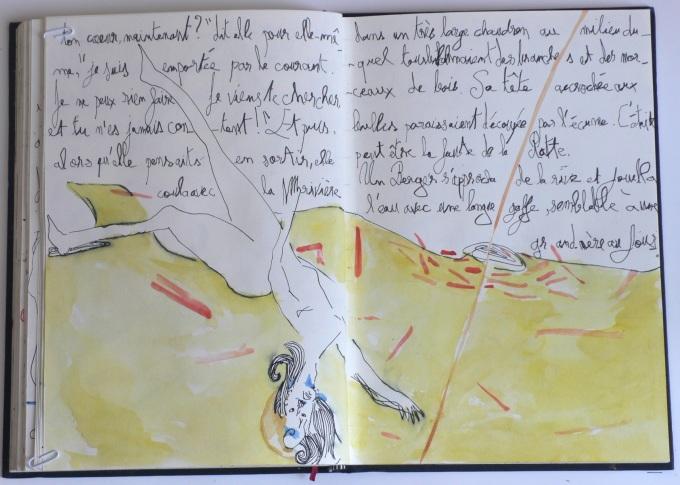 Cent têtes - Cahier II - Extrait 1