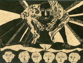 naissance des 6 dieux
